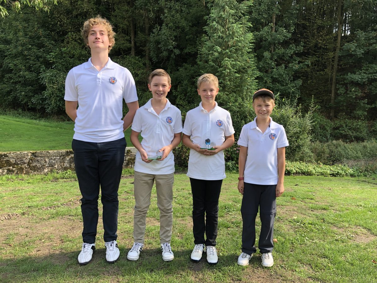 Jugend-Clubmeisterschaften 2019