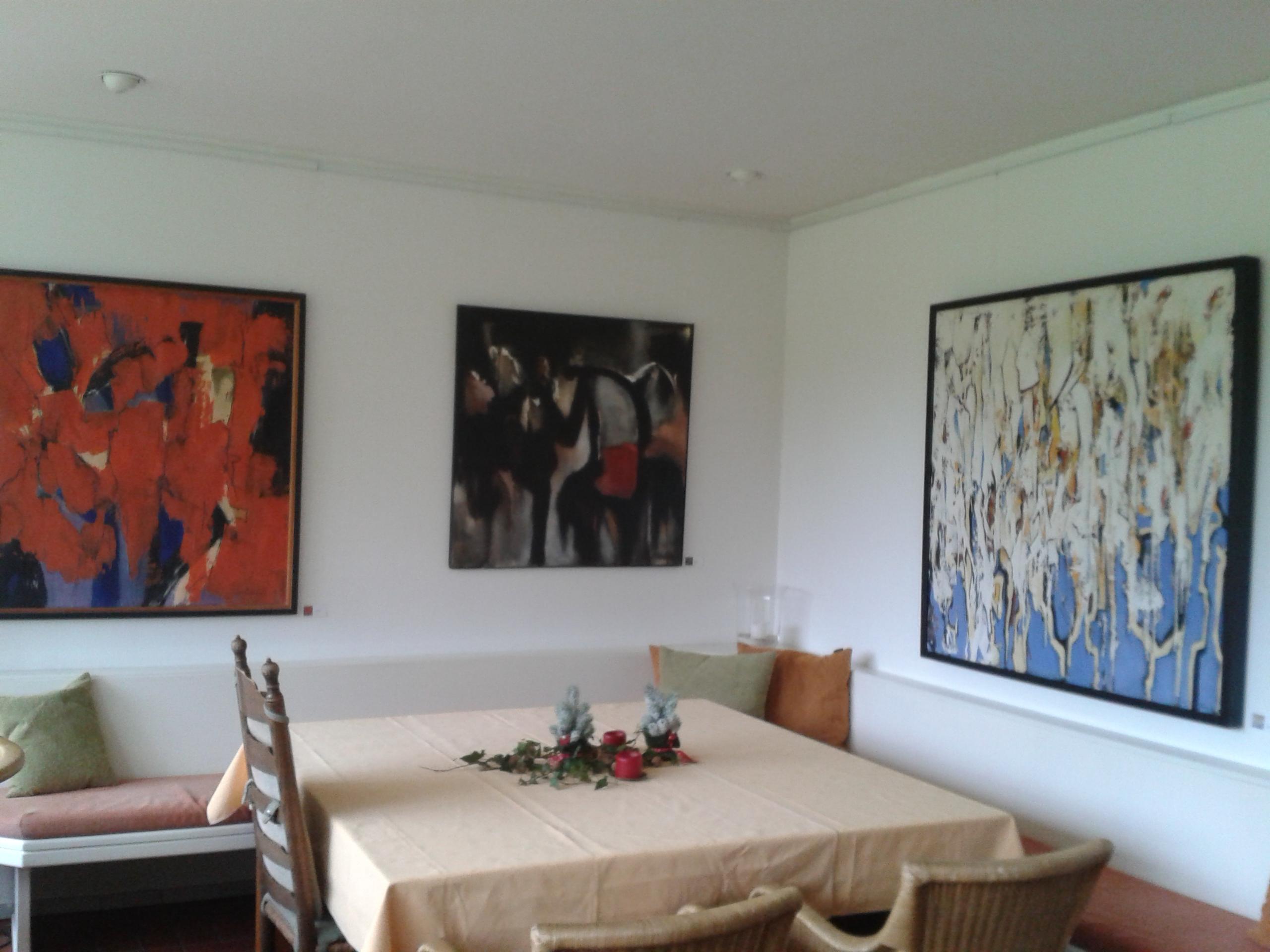 Ausstellung von Max Hohenhaus